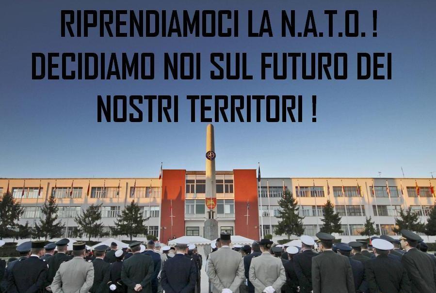 Riprendiamoci la NATO!