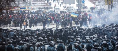Ucraina - manifestazione