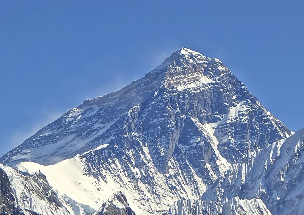 Everest - cima