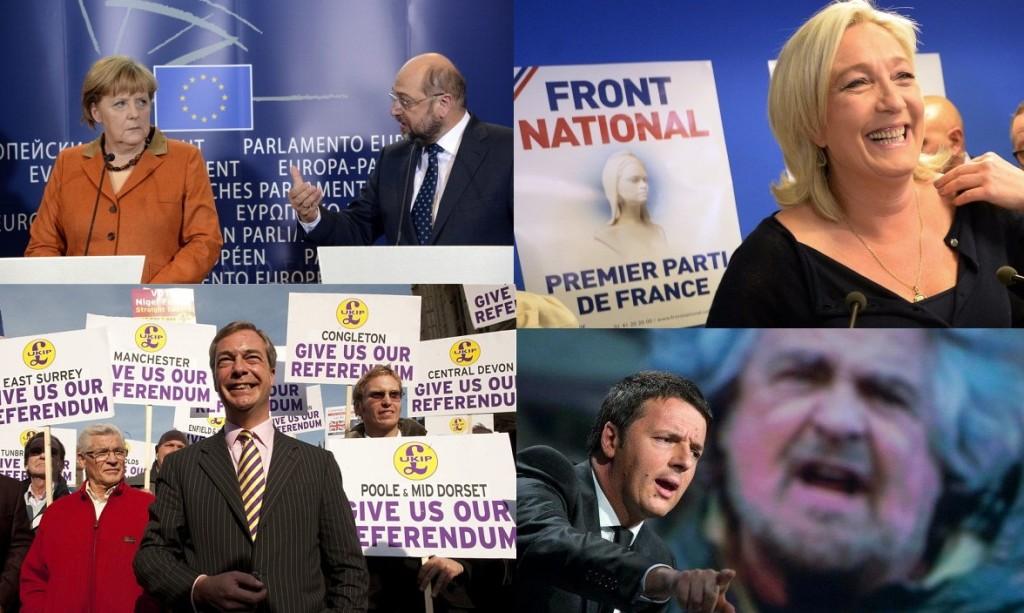 BELGIUM-EU-MERKEL-PARLIAMENT