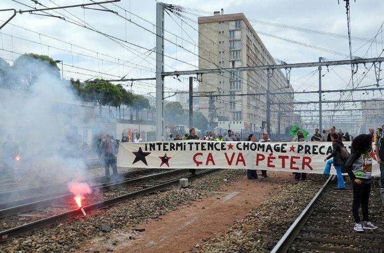 Sciopero SNCF