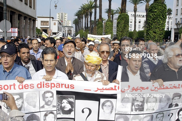 Marocco manifestazione