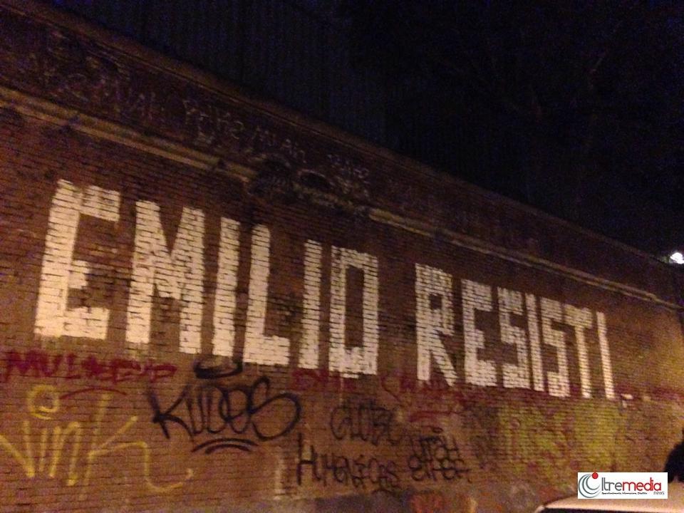 Emilio resisti!
