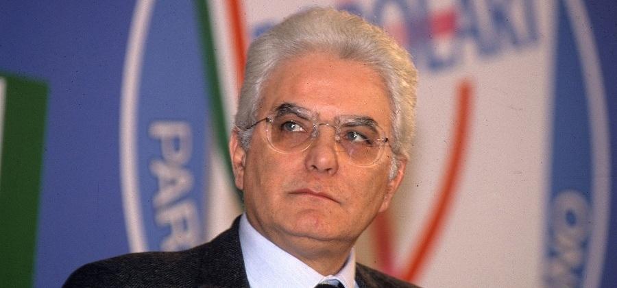 SERGIO MATTARELLA 10-10-1997