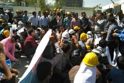 Iran - manifestazioni