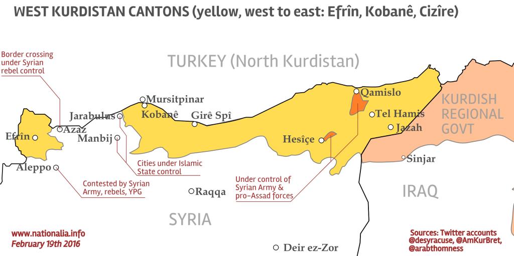 West Kurdistan