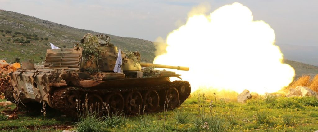 Tank turco